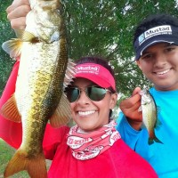 Nice Bass, that SHE Caught!